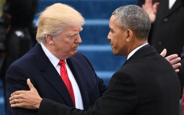 Обама і Трамп відреагували на смерть Буш