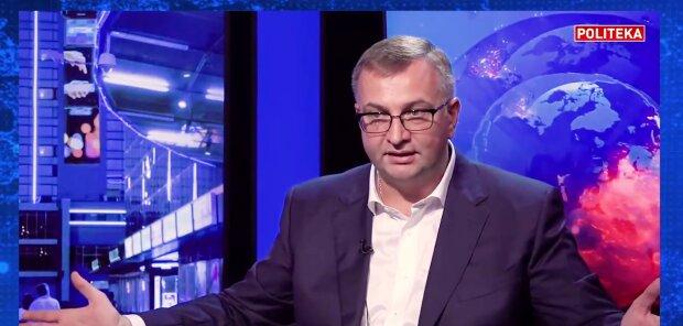 Юрій Атаманюк, скріншот відео