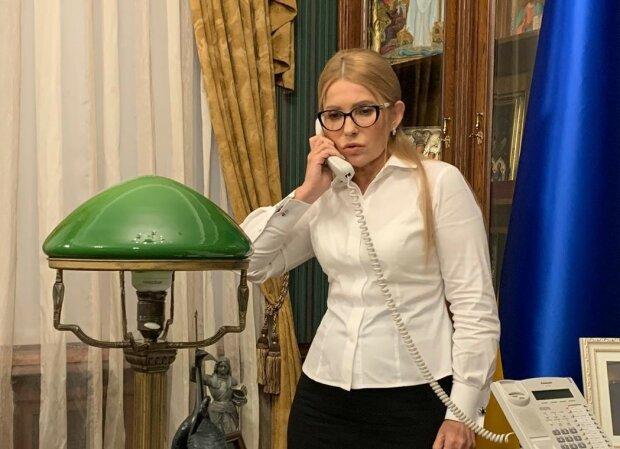 Юлія Тимошенко, фото: Twitter
