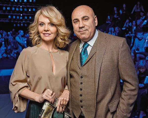 Пригожин и Валерия, фото teleprogramma