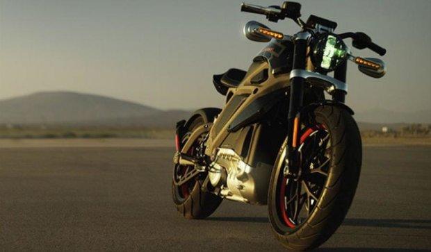 Harley-Davidson назвав дату запуску першого електромотоцикла