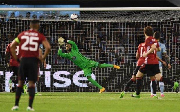 Сельта - Манчестер Юнайтед 0:1: Відео голу та огляд матчу