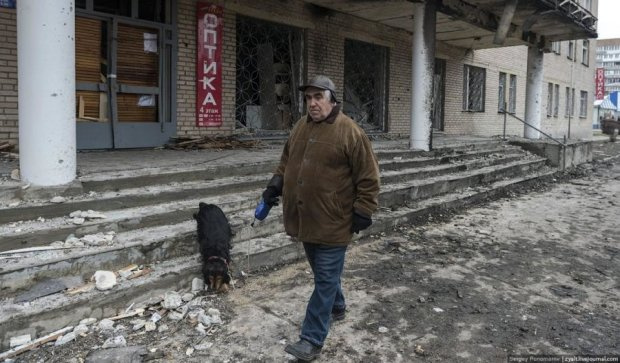 Донецький патріот покликав українську армію на шашлики