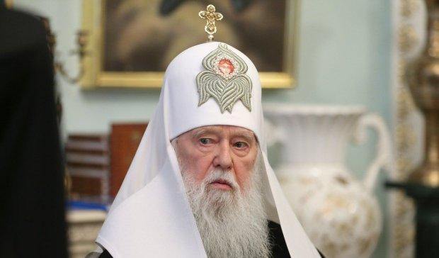 Філарет повстав проти Вселенського патріарха: Собор буде саботовано