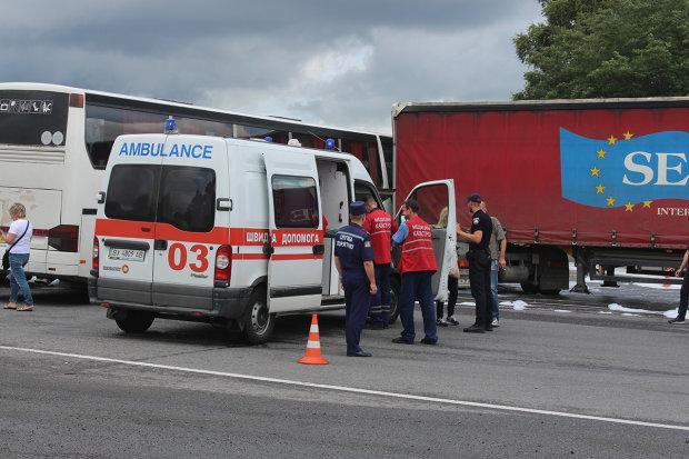 Завдяки ДТП у львівського водія маршрутки виявили важку прогресуючу хворобу
