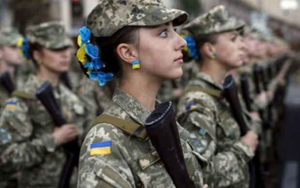 """""""Відьми"""" в рядах української армії довели бойовиків до шизофренії"""