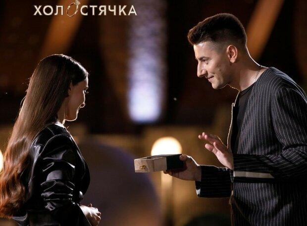 Ксенія Мішина та Олександр Еллерт, фото: СТБ
