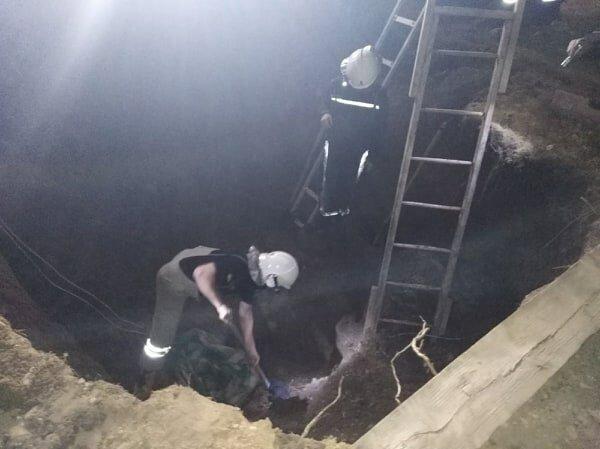 На Львівщині чоловік поховав себе живцем, копаючи криницю