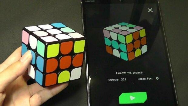 """Для фанатиков головоломок: компания Xiaomi выпустила """"умный"""" кубик Рубика"""