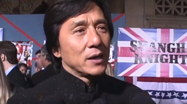 Джекі Чан: скріншот из YouTube