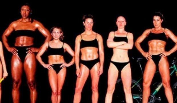 Як спорт формує тіло людини (фото)