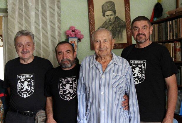У Львові побратим Бандери відзначив 98-літній ювілей - що пам'ятає українець про гарячі будні УПА