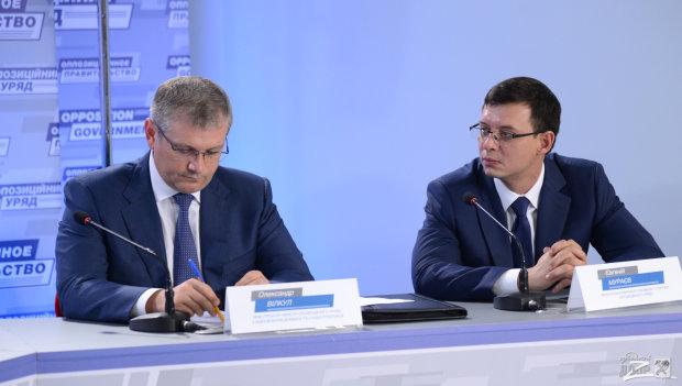 Массовый исход: от Мураева и Вилкула бегут однопартийцы