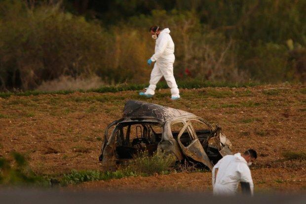 Жестокая расправа над журналисткой на Мальте: следствие наконец нашло виновных