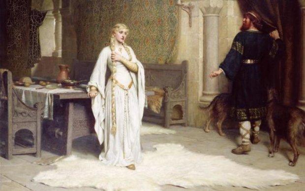 Графиня, которая обнажилась ради общего блага: история леди Годивы