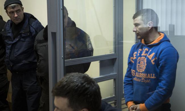 Дмитрий Балабуха в суде