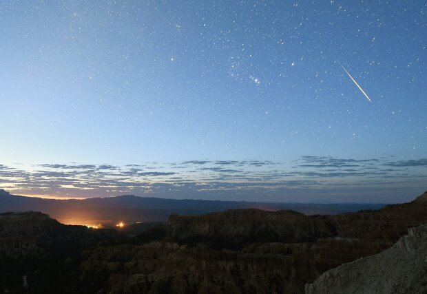 Метеорит, фото: GettyImages
