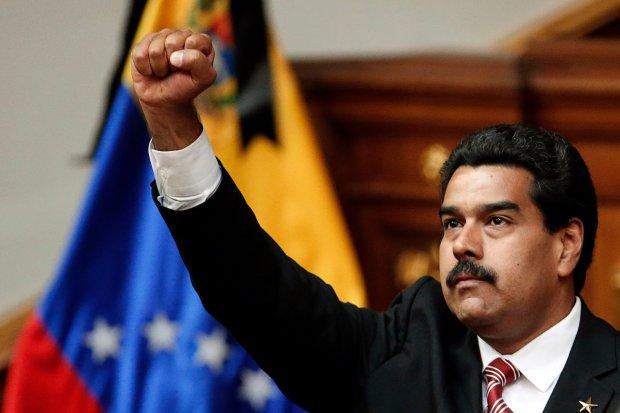 Ніколас Мадуро, президент Венесуели