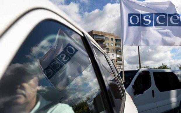 Боевики бросили новый вызов ОБСЕ