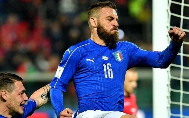 Отбор ЧМ-2018: Италия разобралась с Албанией, Испания разгромила Израиль и другие результаты