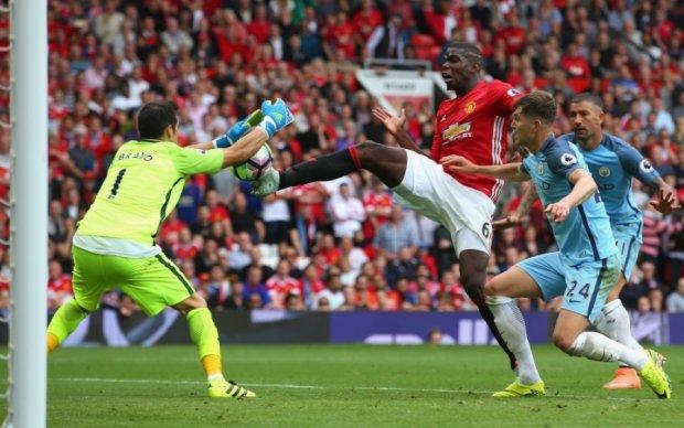 Манчестер Сити - Манчестер Юнайтед: Где смотреть матч чемпионата Англии