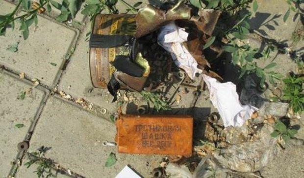 У Маріуполі на зупинці знешкодили бомбу