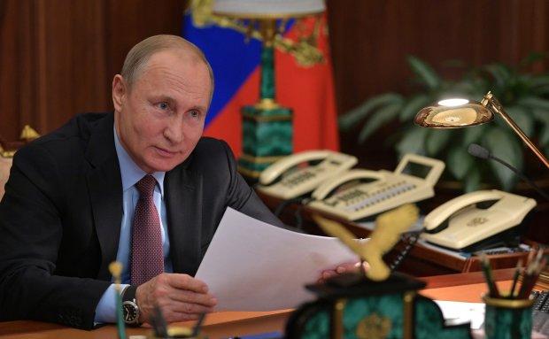 Путин вернет Крым, стоя на коленях: Слава Украине!