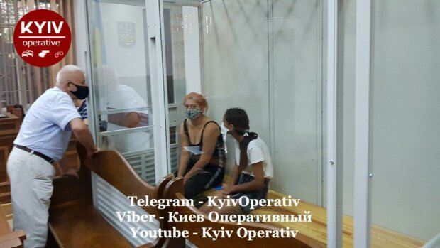 Киевская рецидивистка укротила Фемиду и вышла сухой из воды: помогли дети