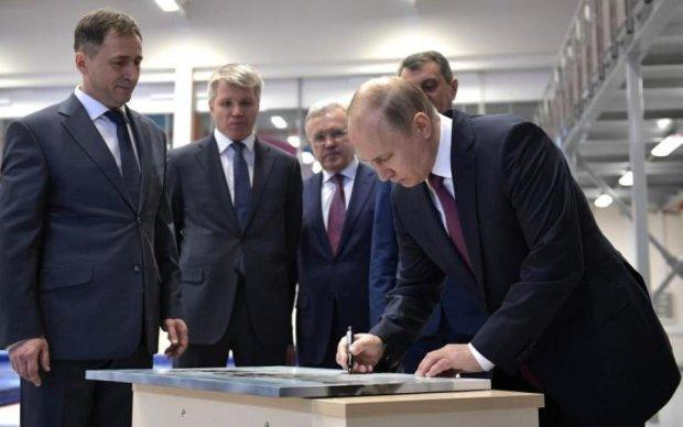Путін показав всьому світу, як хоче бомбити США ядерними ракетами