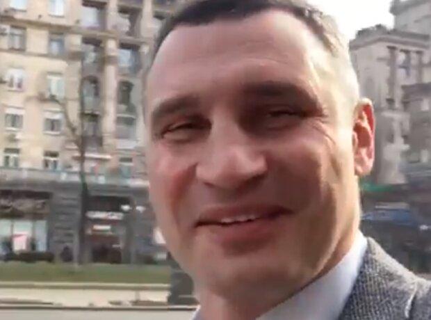"""Кличко засветил """"нищенскую"""" зарплату за август - решил пожить, как киевляне перед выборами"""