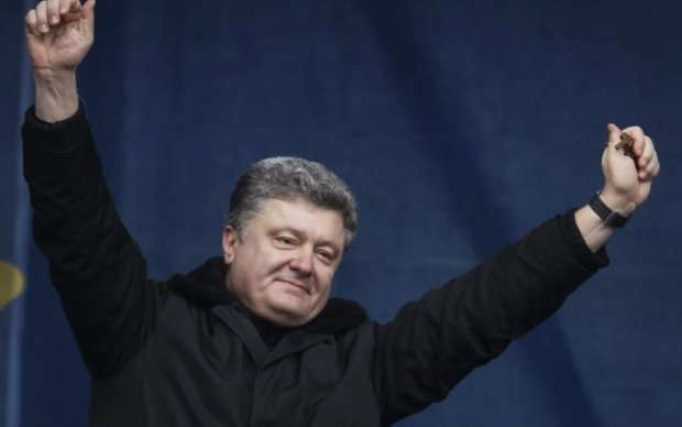 "Порошенко счастлив - Европа подарит украине ""план Маршалла"""