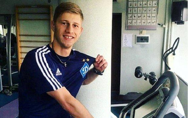Український півзахисник покинув Динамо