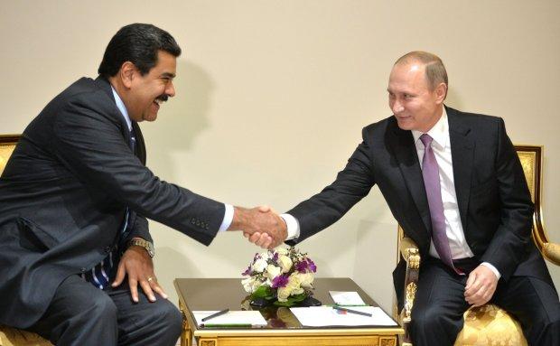 Росія озброїла Мадуро до зубів: кривавий диктатор похвалився, що має в арсеналі
