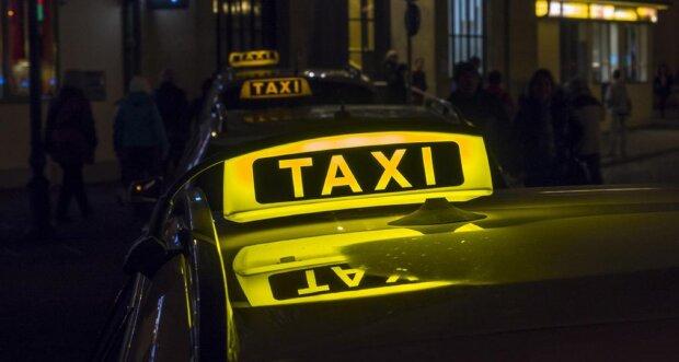 Такси. Фото: DW.