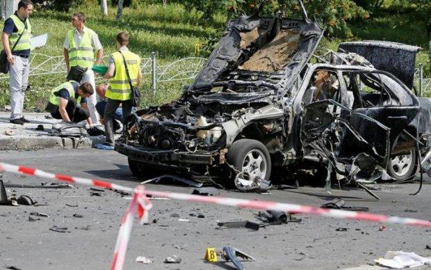 Взрыв в Киеве: кто мог организовать убийство разведчика