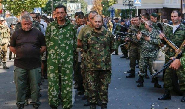 """Террористы устроят """"парад пленных"""" 24 августа"""