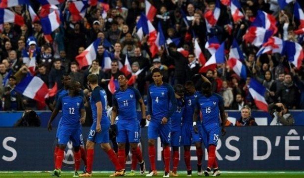 Французи не святкуватимуть перемогу на Євро