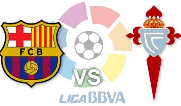 Прогноз на матч Барселона - Сельта від букмекерів