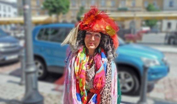 Як 80-річна бомжиха стала іконою стилю