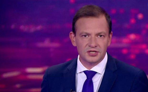 """""""Войну нужно прекратить!"""" Пропагандисты закрыли рот российскому оппозиционеру"""