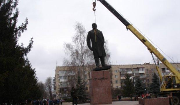 Новомиргородского Ленина продадут с молотка