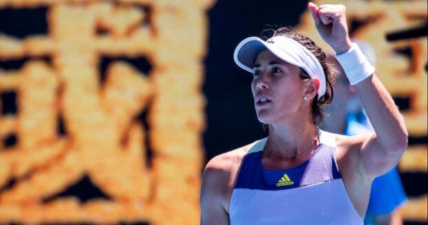 Гарбиньє Мугуруса, twitter.com/WTA