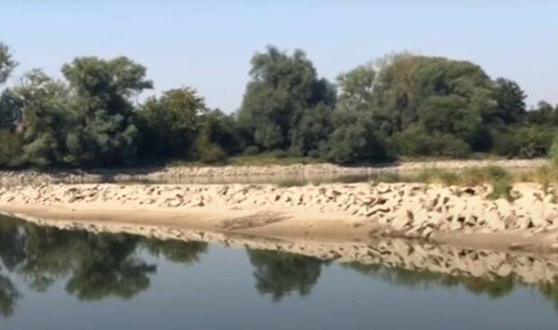 природа, скріншот з відео