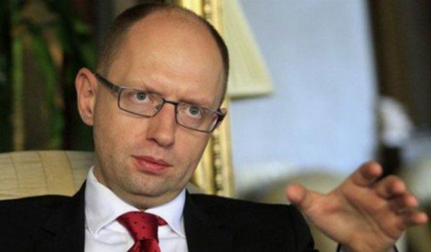 Яценюк вважає Путіна «політичним трупом»