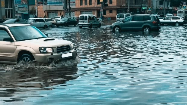 наводнение на Тернопольщине