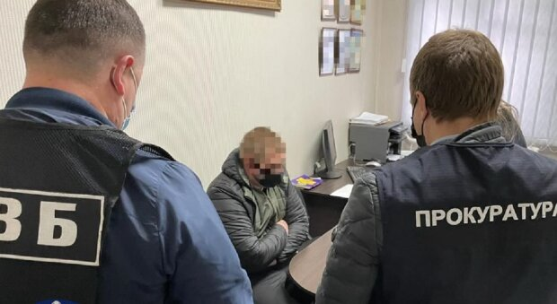 В Харькове задержали полицейского: khar.gp.gov.ua