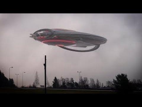 Они ближе, чем кажется: уфолог показал пришельцев, наблюдающих за МКС