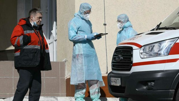 коронавирус в Украине, фото:24tv