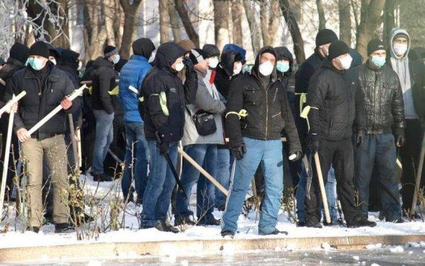 Справа тітушок на Майдані: суд виніс дивне рішення