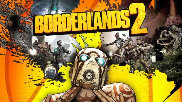 Borderlands 2, epic games